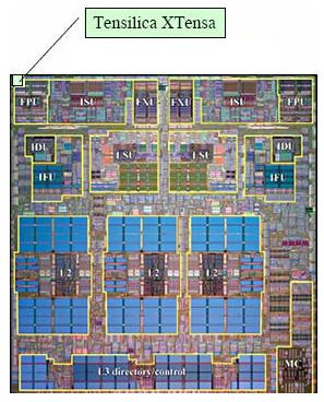 Sparsamer Supercomputer aus Millionen von Mini-Kernen
