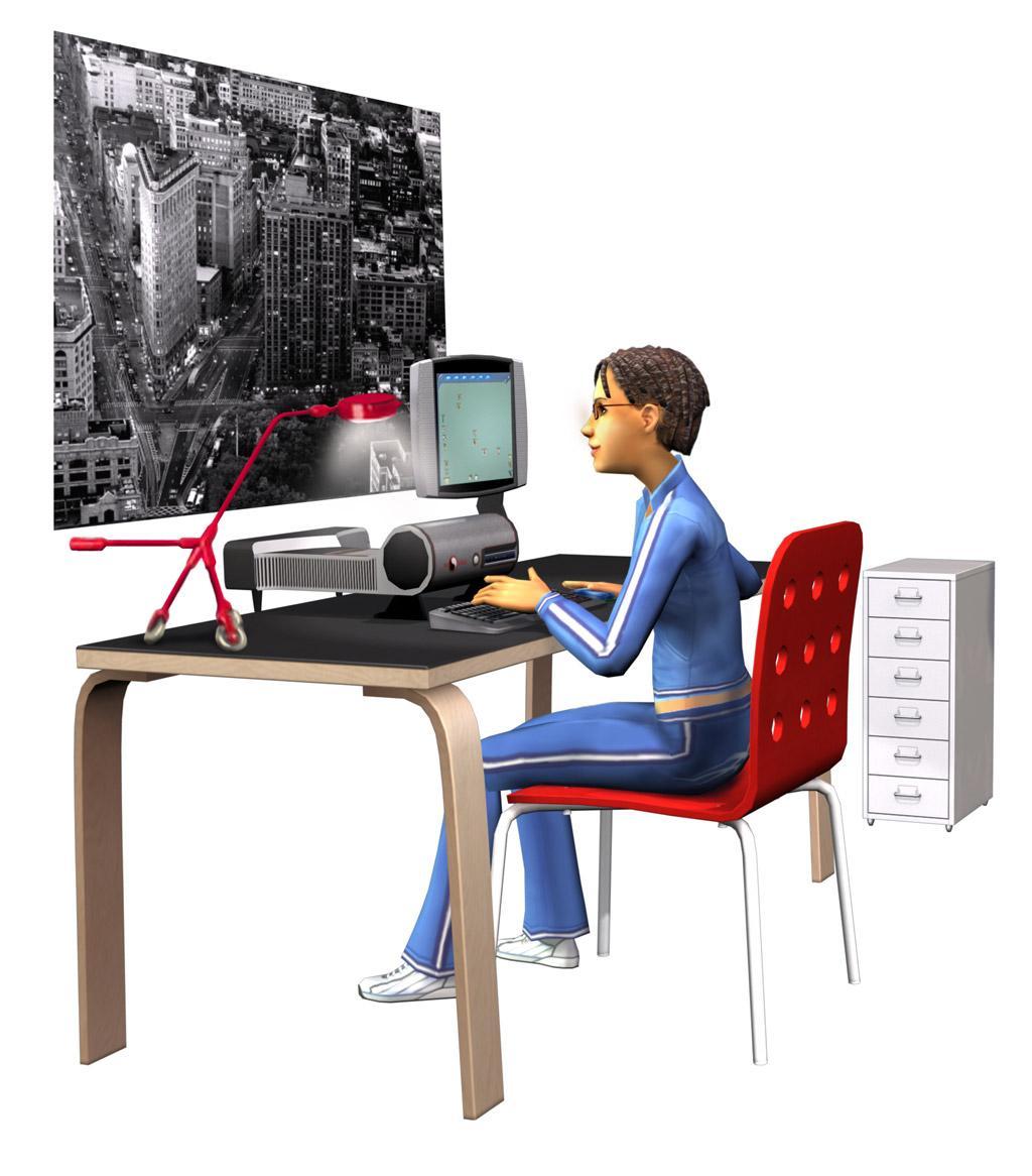 Die Sims: Wohnen mit Ikea-Möbeln