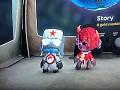 Little Big Planet - zwei Sackboys, zwei völlig unterschiedliche Erscheinungen