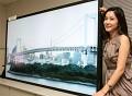 TV-Zukunft: 120-Hz-LCD-Panel mit Ultra-Definition-Auflösung