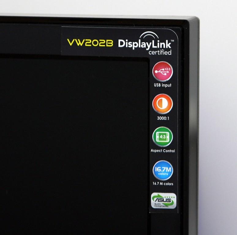 Asus - Multidisplay-Lösung per USB - Asus VW223B