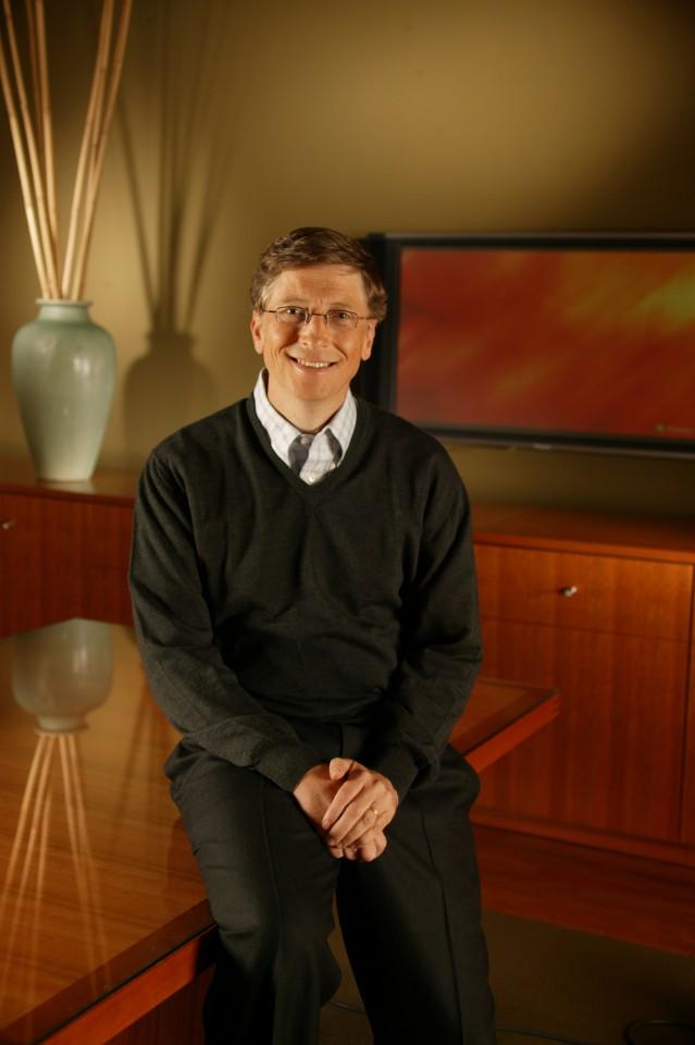 Bill Gates' letzter Arbeitstag - Bill Gates