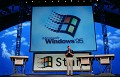 1995: Bill Gates stellt Windows 95 vor