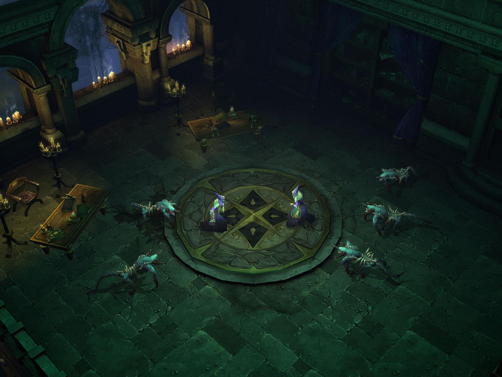 Blizzard kündigt Diablo 3 an - Diablo 3