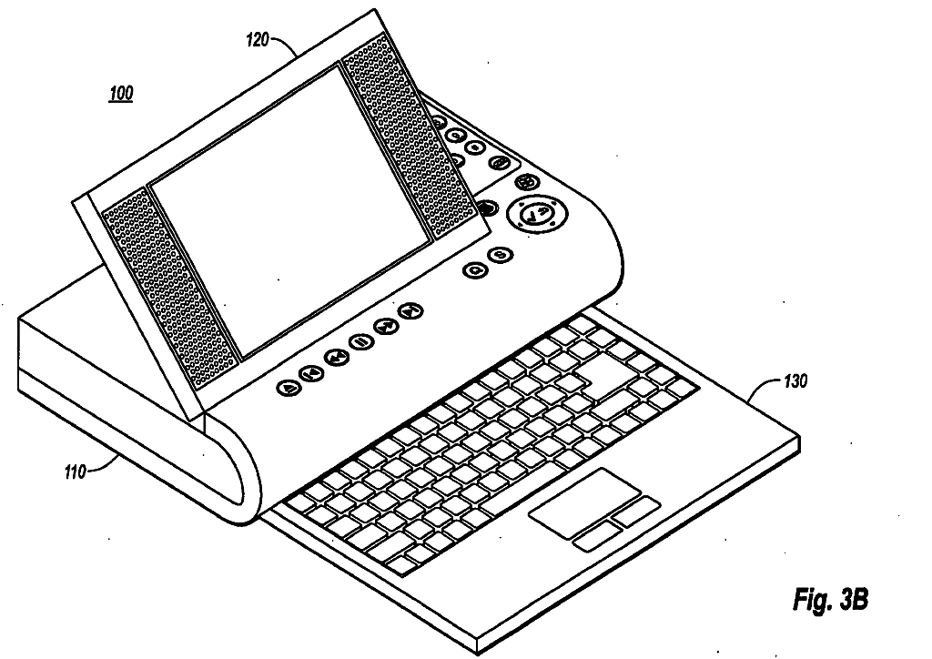 Microsoft Veda - Multi-Mode-Multimediagerät - Veda im Computermodus