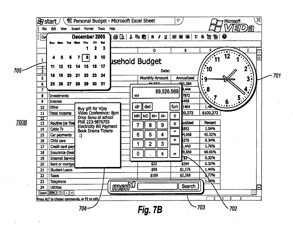 Microsoft Veda - Multi-Mode-Multimediagerät -