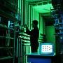 Im Labor des Fraunhofer ESK
