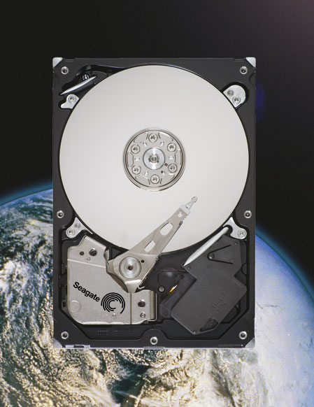 Seagate: Erste Festplatte mit 1,5 TByte - Barracuda 7200.11
