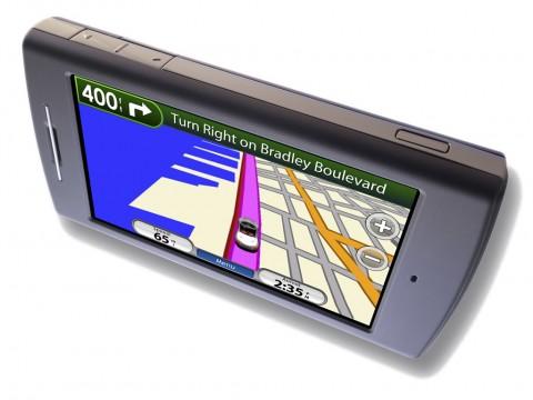Garmin-Asus Nüvifone G60