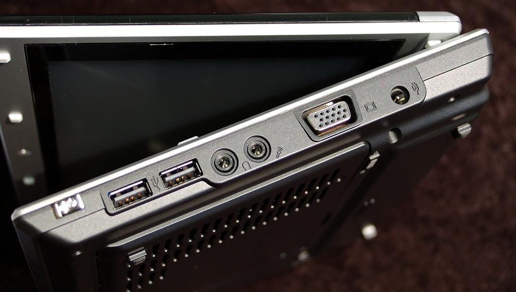 Test: Gigabyte M912 - das erste Netbook als Tablet-PC (Upd) -