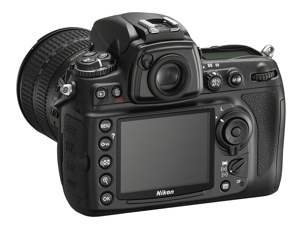 Nikon D700: Vollformatkamera für die Mittelklasse