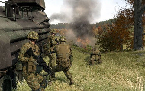 Armed Assault 2 (ArmA2)