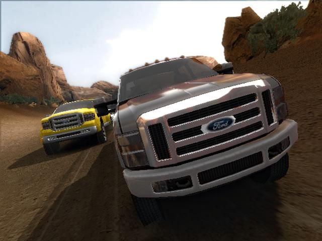 Spieletest: Ford Off Road - Frust auf und neben der Straße - Ford Off Road