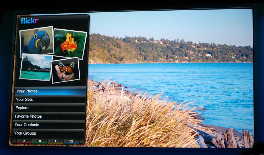 Adobes Flash kommt ins Fernsehen - Bestandteile des CE3100