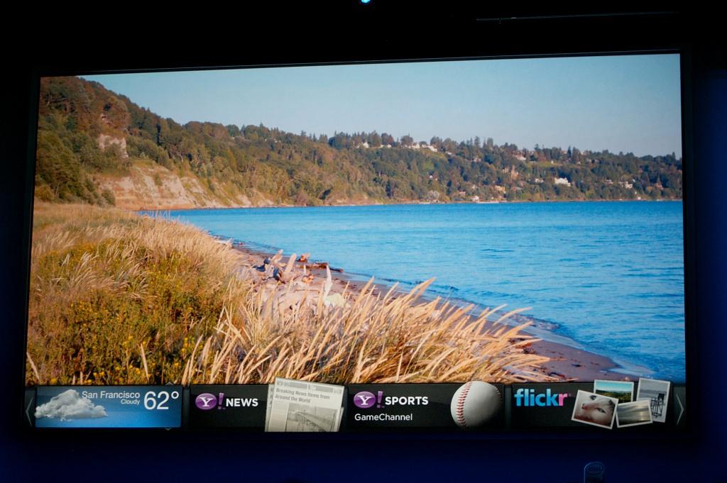 Adobes Flash kommt ins Fernsehen - Widgets und Vollbild