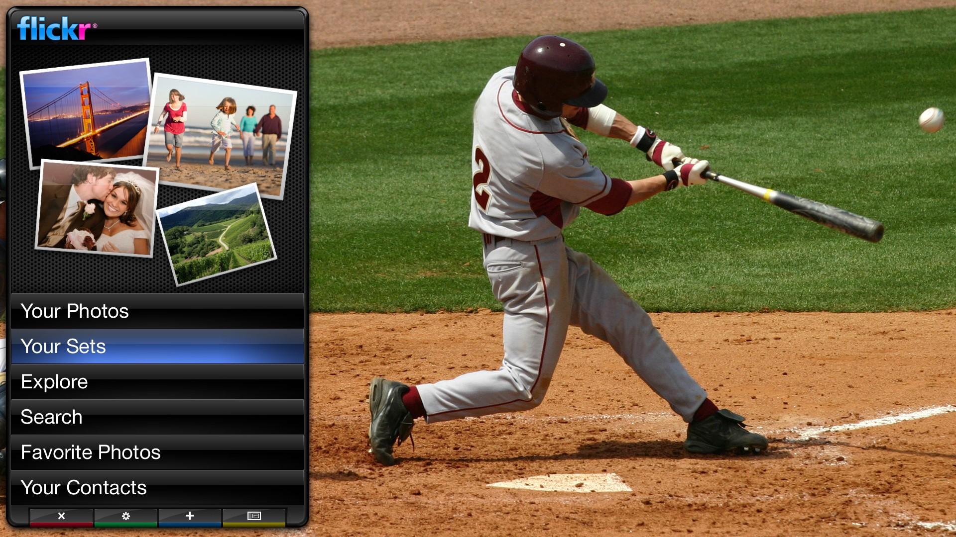 Adobes Flash kommt ins Fernsehen - Yahoo Widgets im Fernseher