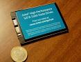 Intels SSD von hinten