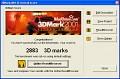 3DMark 2001 auf dem MSI Wind U100
