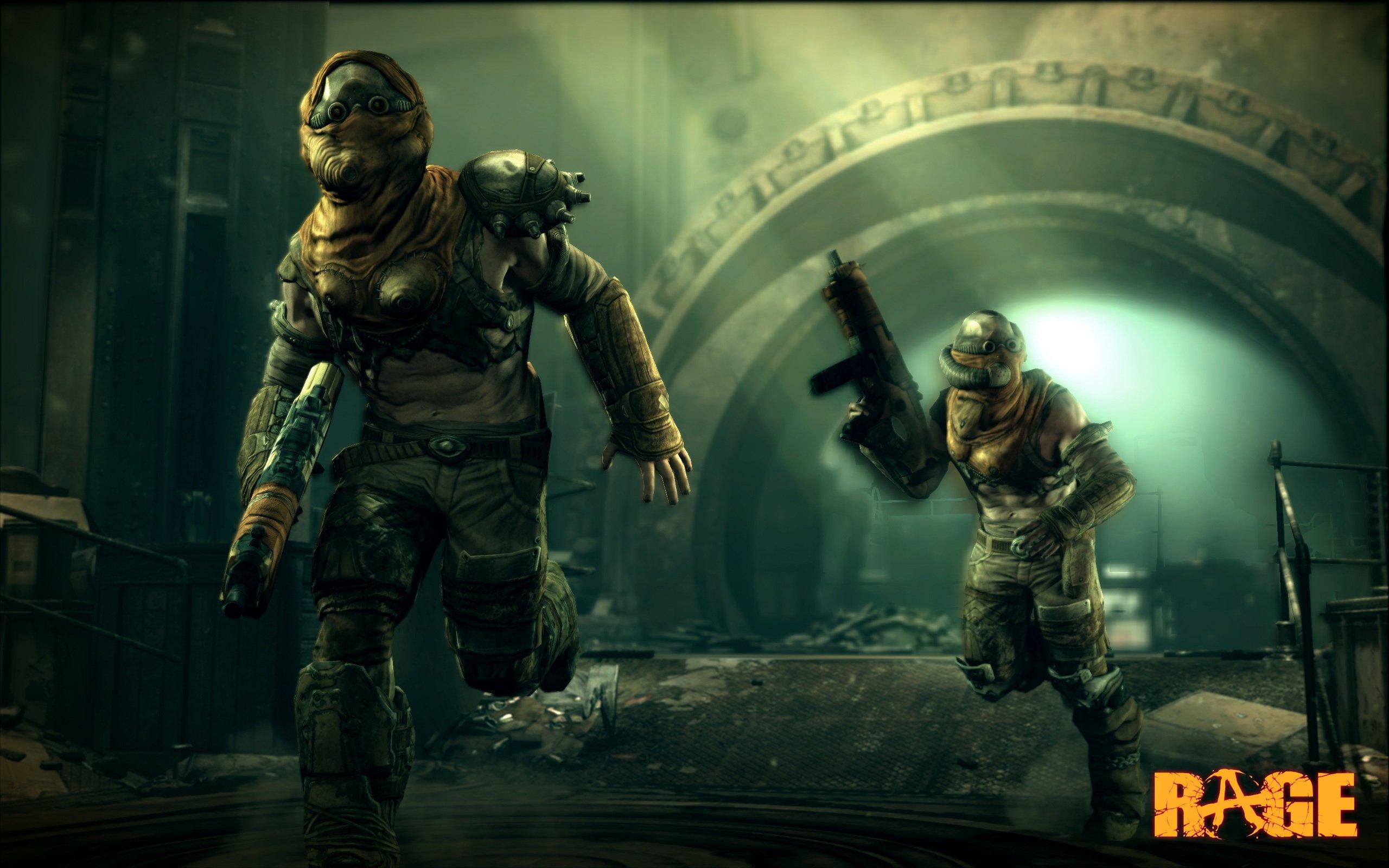 Wolfenstein, Doom, Quake und Rage - Neues von id (Update)