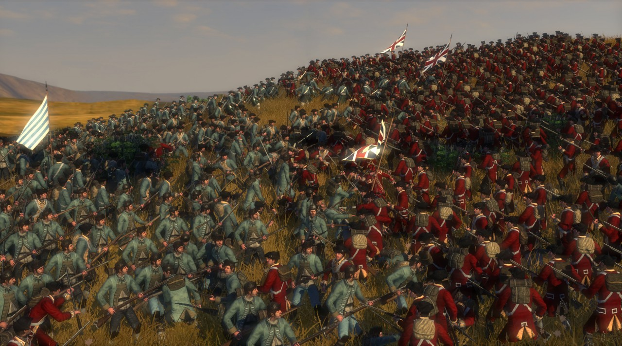 GC 08: Empire: Total War - Land- und Seegefechte gegen KI - Empire: Total War (Windows-PC)