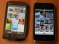 Vergleich HTC Touch HD - iPhone 3G