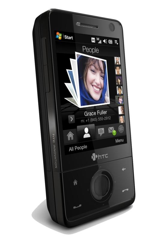 Test: HTC Touch Pro mit Tastatur und iPhone-Bedienung - HTC Touch Pro