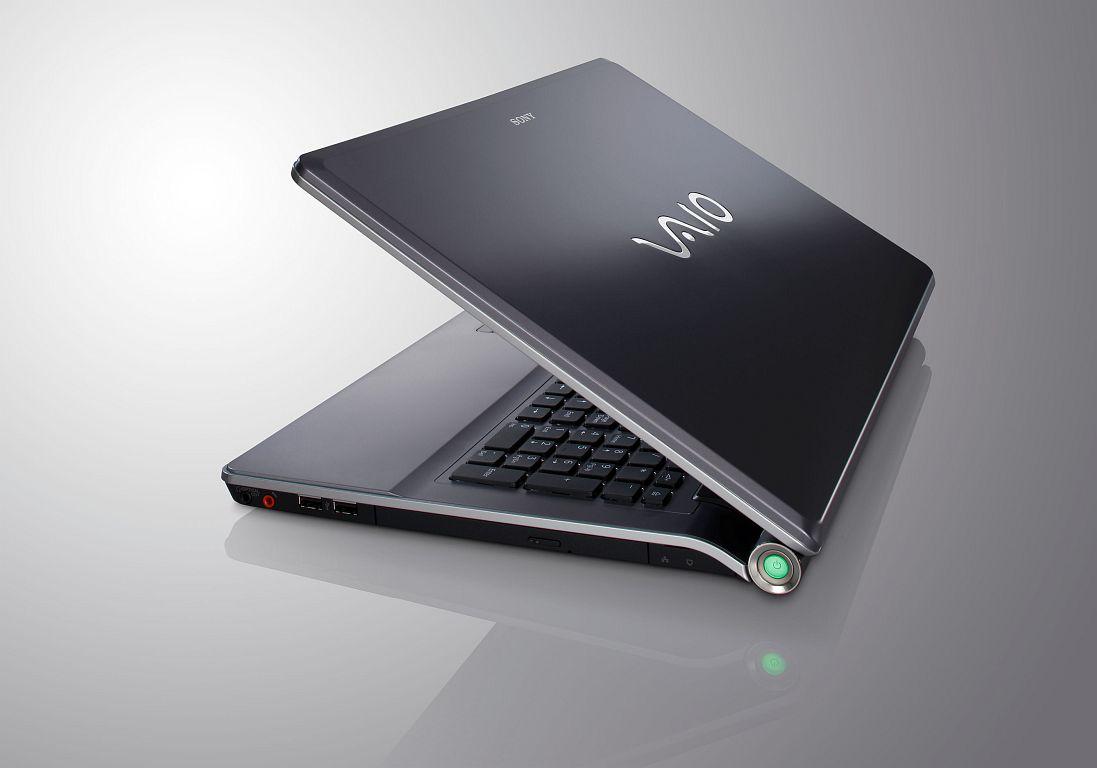 Sony: 18,4-Zoll-Notebook mit RGB-LEDs für mehr Farben