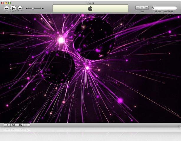 iTunes 8 mit Musikempfehlungsfunktion