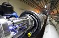 Supraleitender Magnet des LHC