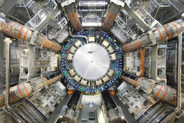 Das Experiment Atlas (Foto: CERN)