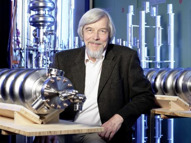 Rolf-Dieter Heuer, designierter Chef des CERN  (Foto: DESY)