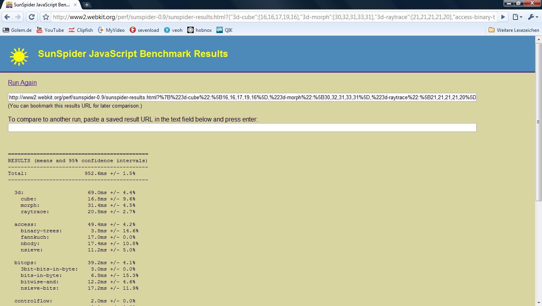 Chrome - neue Beta des Google-Browsers - Google Chrome 0.3.154.3