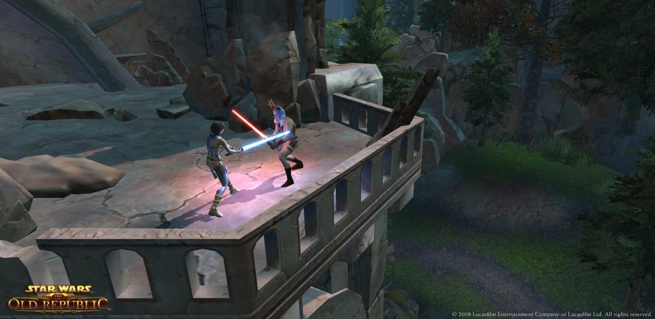 The Old Republic - was Bioware für Star Wars plant