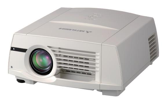 Mitsubishi FL6900U - heller 1080p-Projektor für Unternehmen - Mitsubishi FL6900U