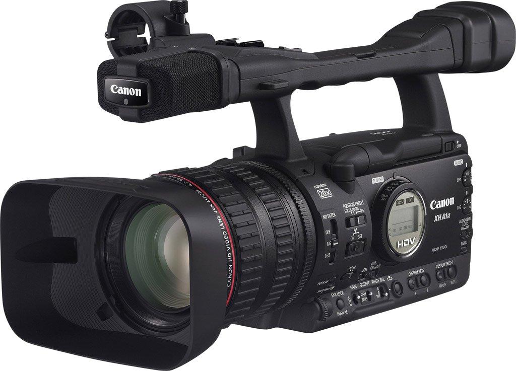 Canon überarbeitet professionelle HD-Camcorder