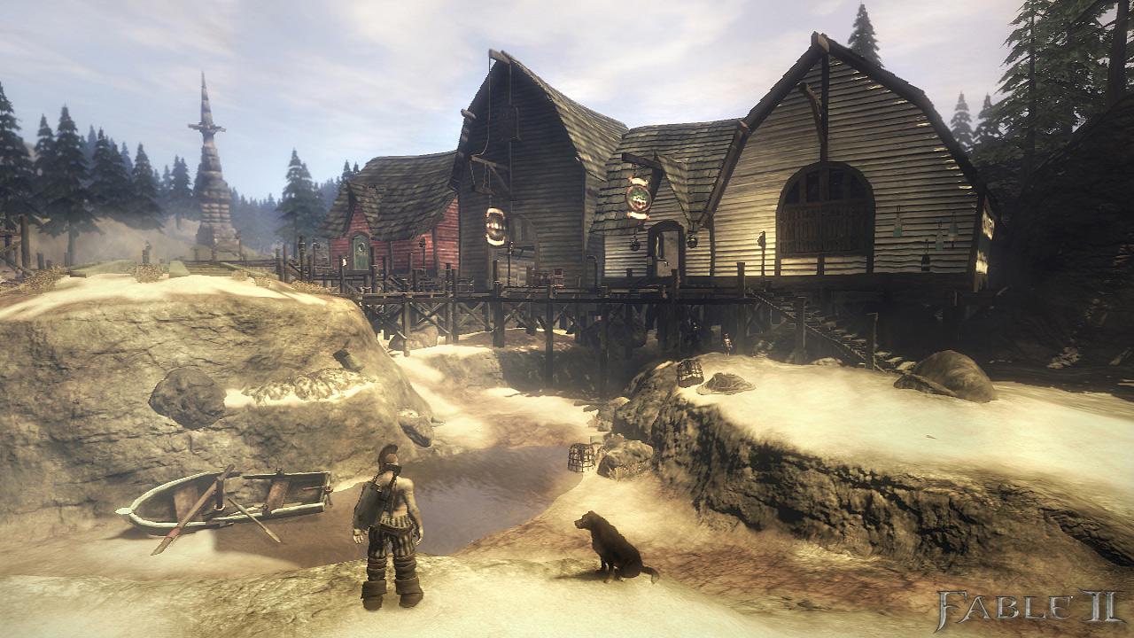 Gerüchte über PC-Version von Fable 2 verdichten sich - Fable 2: Knothole Island