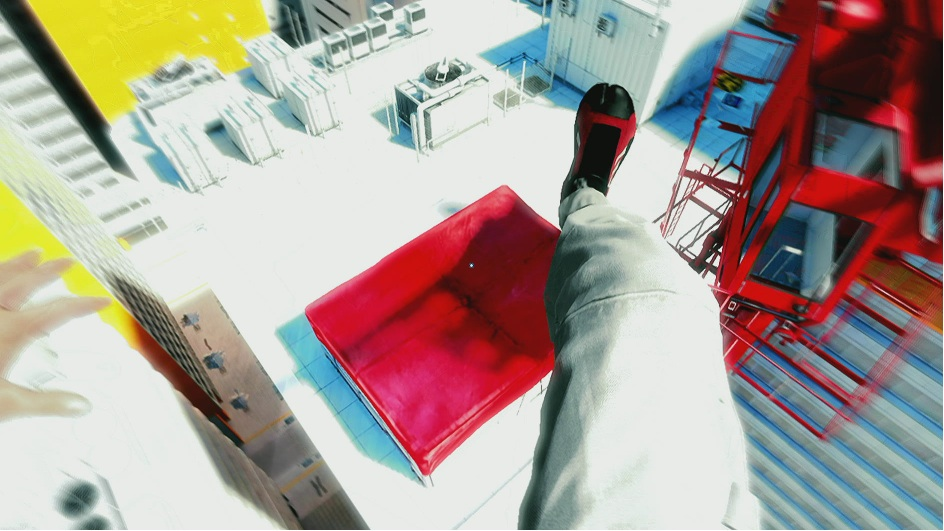 Spieletest: Mirror's Edge - der Anti-Ego-Shooter - Mirror's Edge
