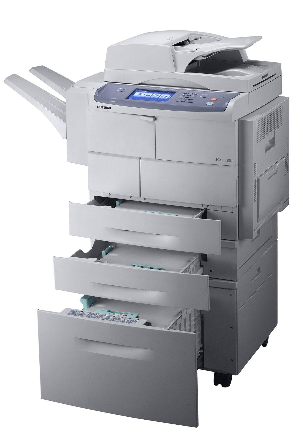 Mono-Multifunktionssystem mit 53 Seiten Druckleistung