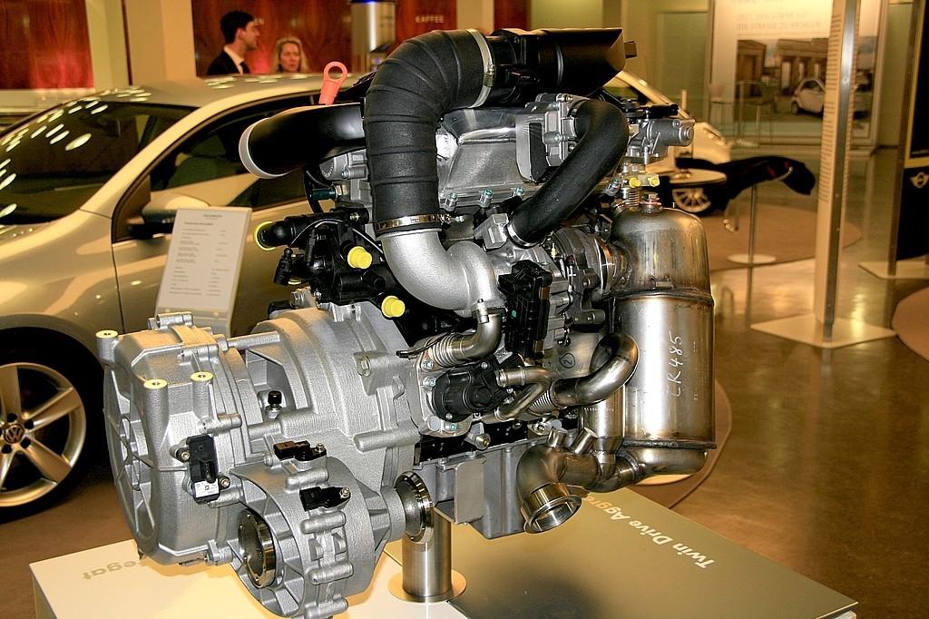 Das Auto der Zukunft ist elektrisch  - ... und der Antrieb (Foto: wp)