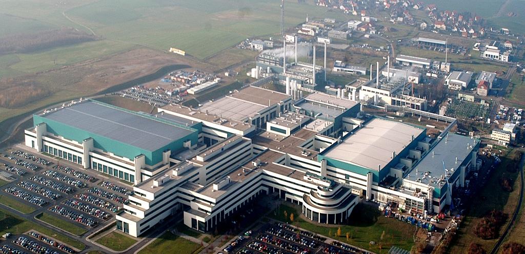 Kurzarbeit bei AMD in Dresden