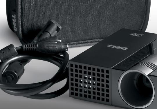 Dell stellt 360 Gramm schweren LED-Projektor vor