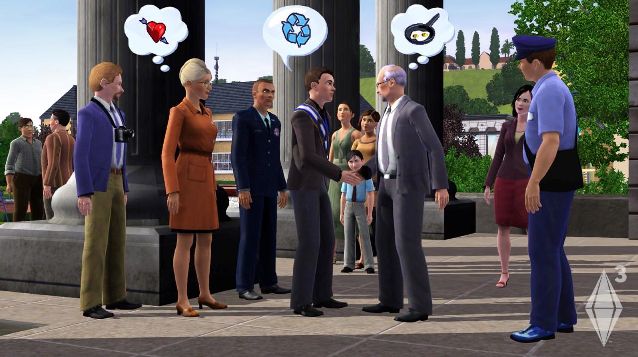 Sims 3: Doch für Spieleprofis? -