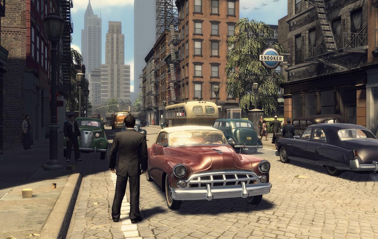 Der Don bittet in Mafia 2 zum Dienst - Mafia 2