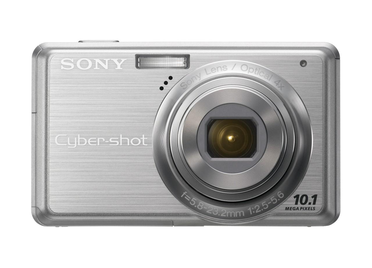 Neue Cybershot-Kameras mit optionalem GPS-Modul von Sony - Sony Cyber-Shot DSC S950
