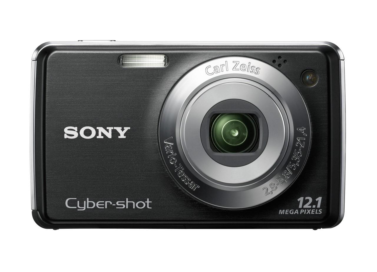 Neue Cybershot-Kameras mit optionalem GPS-Modul von Sony - Sony Cyber-Shot DSC W220