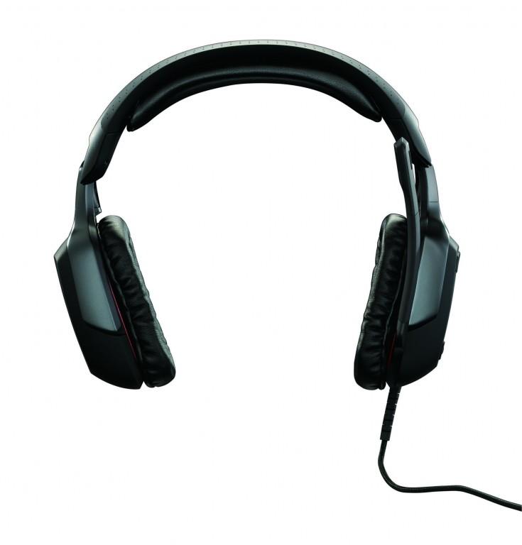 Spieler mit außerirdischer Stimme - Headset G35 mit Noise-Cancelling-Mikrofon.