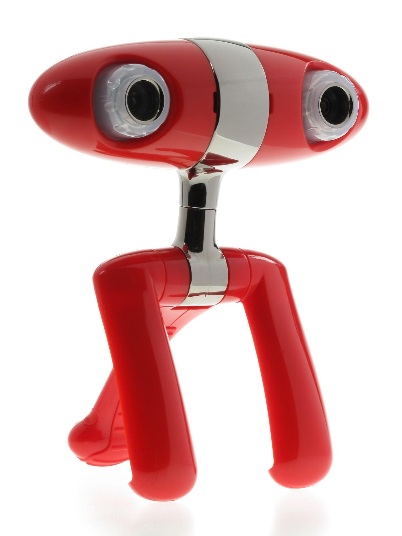 3D-Webcam Minoru mit zwei Kameras - Minoru