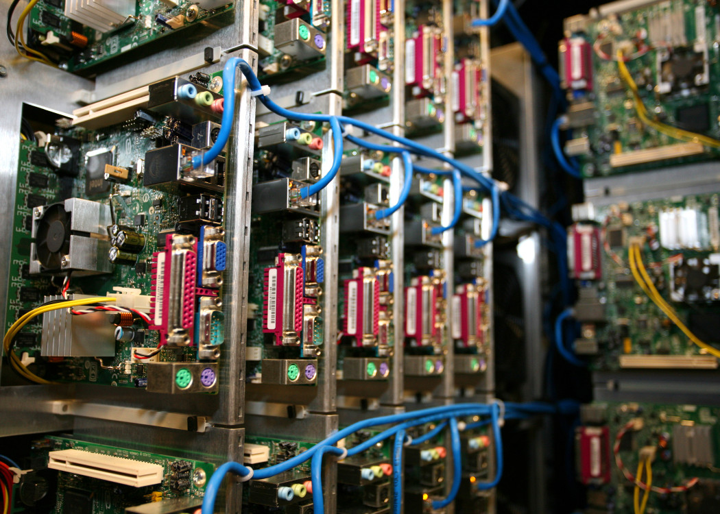Microsoft baut Atom-Server - Atom-Server von Microsoft Research