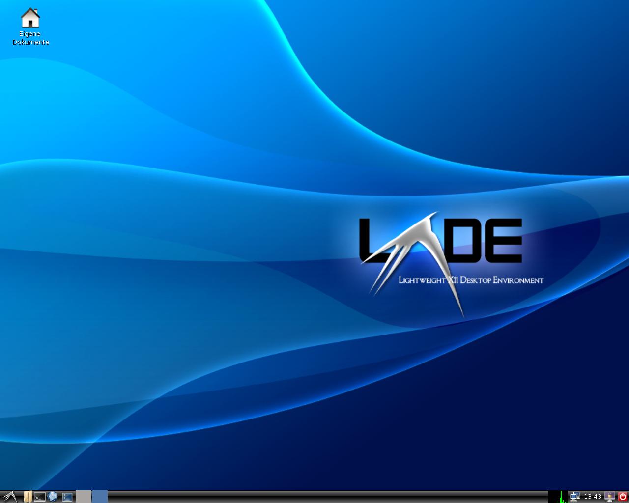 Debian 5.0: Ein erster Blick auf Lenny - LXDE