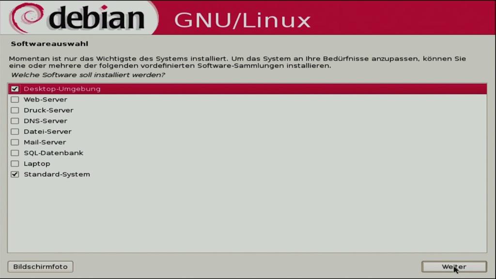Debian 5.0: Ein erster Blick auf Lenny - Softwareauswahl nach Einsatzbereich
